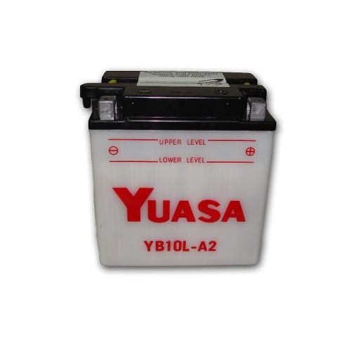 Bateria de Moto Yuasa Yb10l-a2 12ah 12v