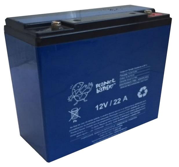 Bateria Selada 22ah 12v Tecnologia Vrla / Agm