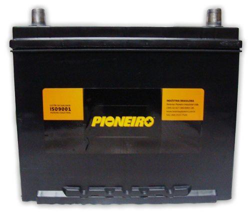 Bateria Automotiva Pioneiro 75ah 12v Selada