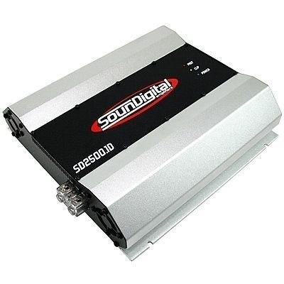 Módulo Amplificador Soundigital 2500w Brinde Adesivo + Cabo.