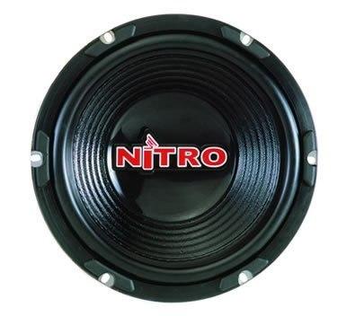 Subwoofer Spyder Nitro 15  700wrms Bobina Dupla + Brindes.