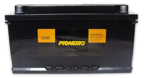 Bateria Automotiva Pioneiro 100ah 12v Selada Amarok Cayenne Sprinter CLK