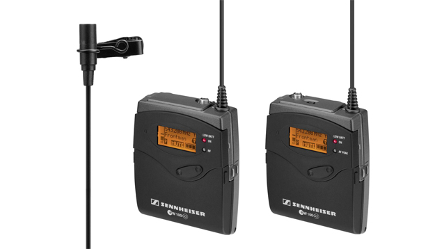 Sennheiser EW 112-P G3 Sistema Microfone Sem Fio Para Câmera