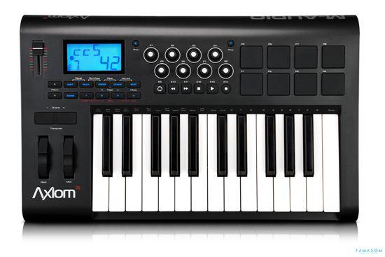 M-Audio Axiom 25 G2 Teclado Controlador Usb Midi