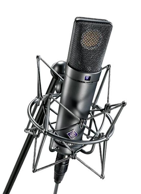 Neumann U89 i Microfone Condensador
