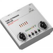 .Pr� Amplificador Behringer MIC-100 | Tube Ultragain