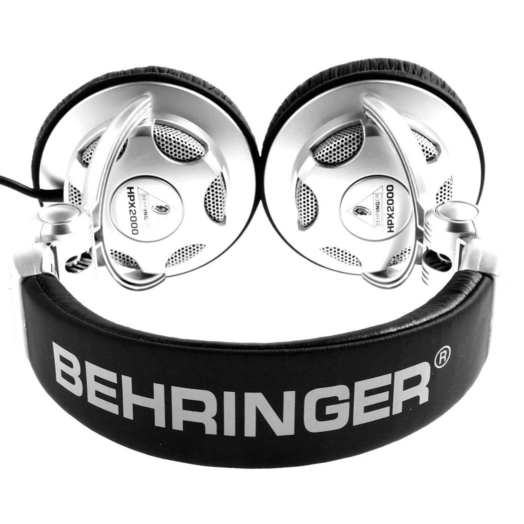 Behringer HPX2000 Fone de Ouvido, Profissional Dj