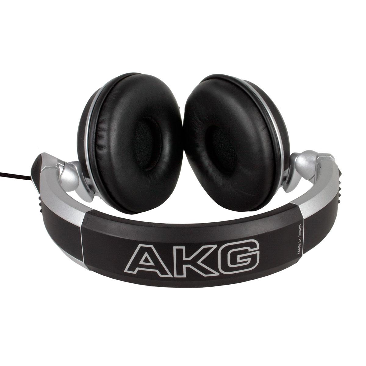 Akg K-181, Fone para Dj Fechado