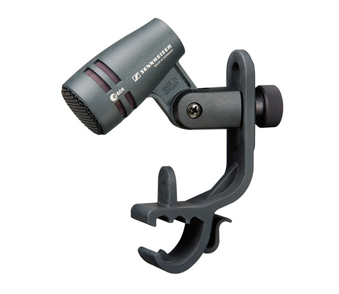 Sennheiser E604 Microfone Din�mico Cardi�ide, Kit 3 Pe�as