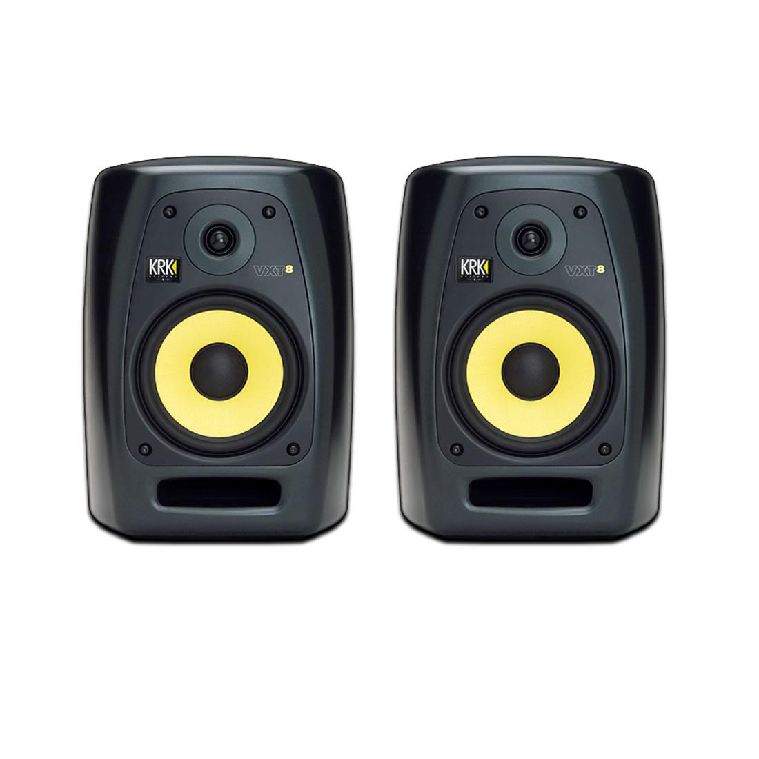 Krk VXT8 Monitor de Áudio Ativo 180W 8