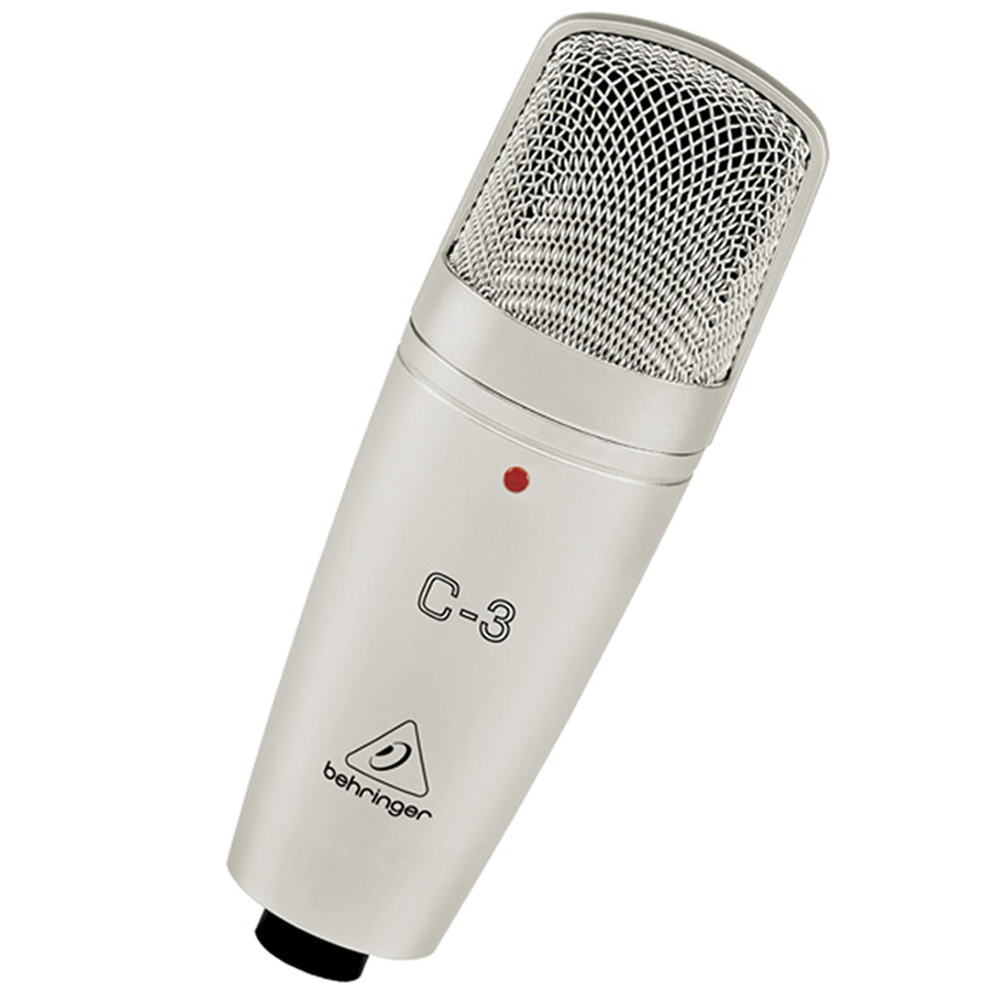 Behringer C-3 Microfone Condensador, Ideal para Gravações
