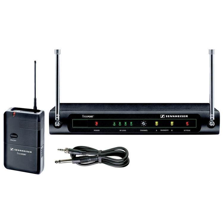 Sennheiser FP 72 B Freeport Sistema Microfone Para Instrumentos