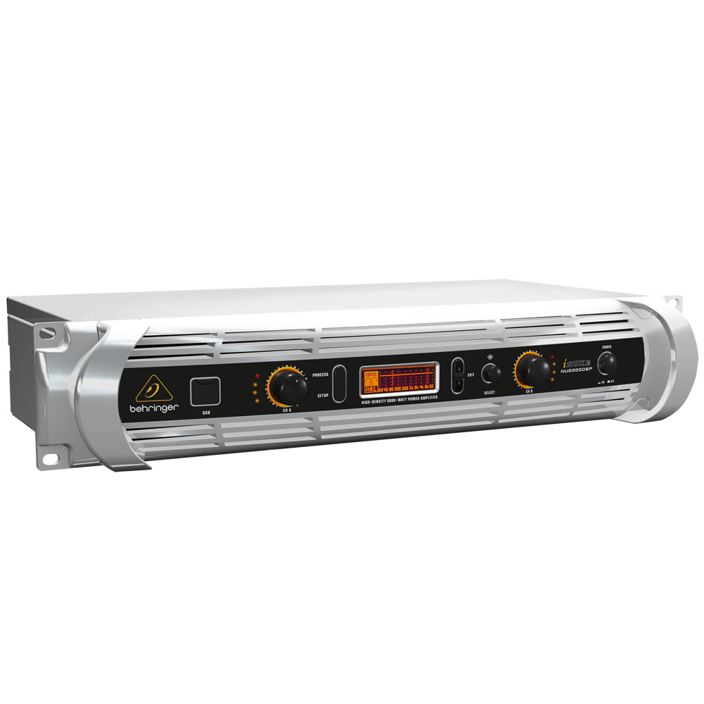 Behringer iNuke NU6000 DSP Amplificador, 110v