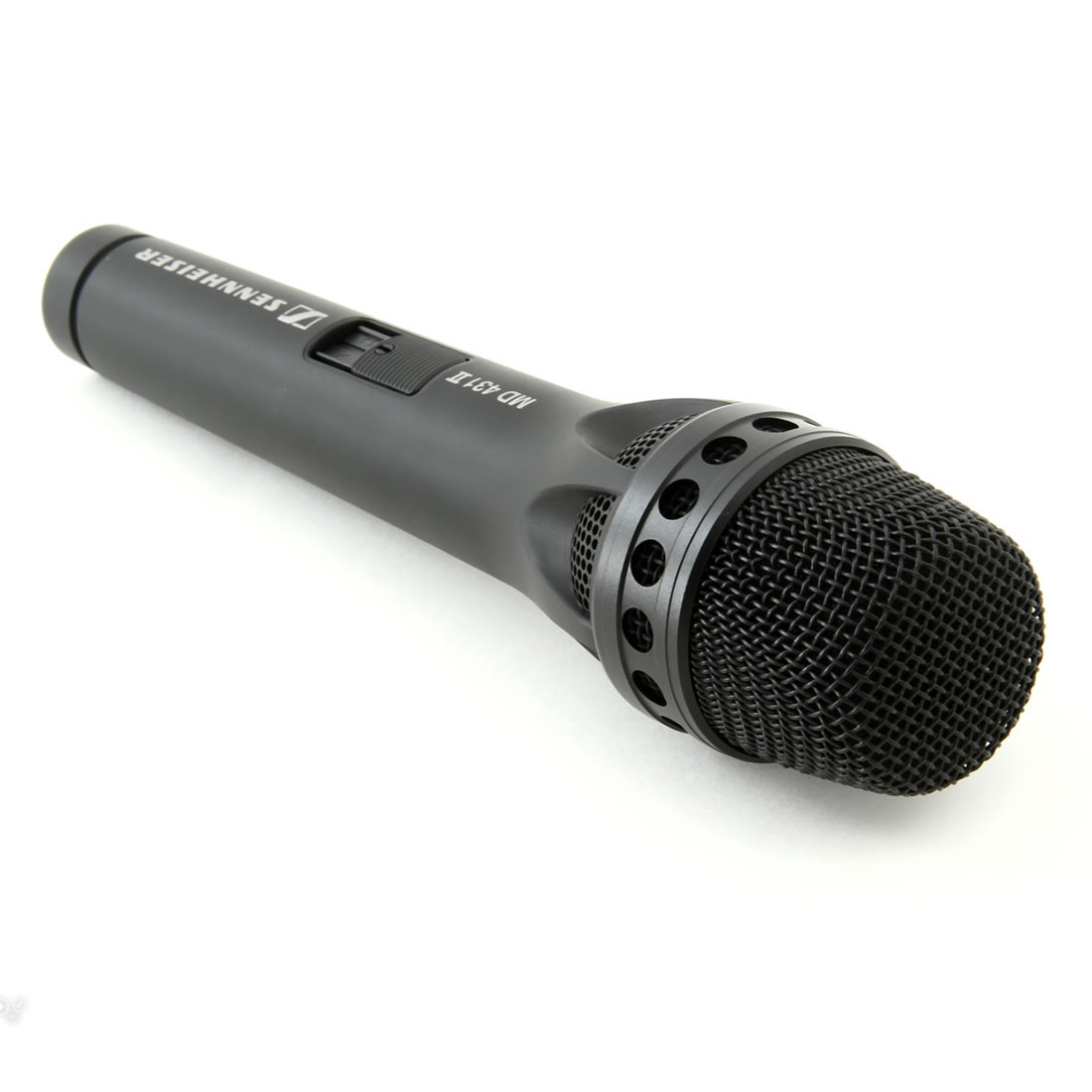 Sennheiser MD431-II Microfone de M�o, Super Cardi�ide