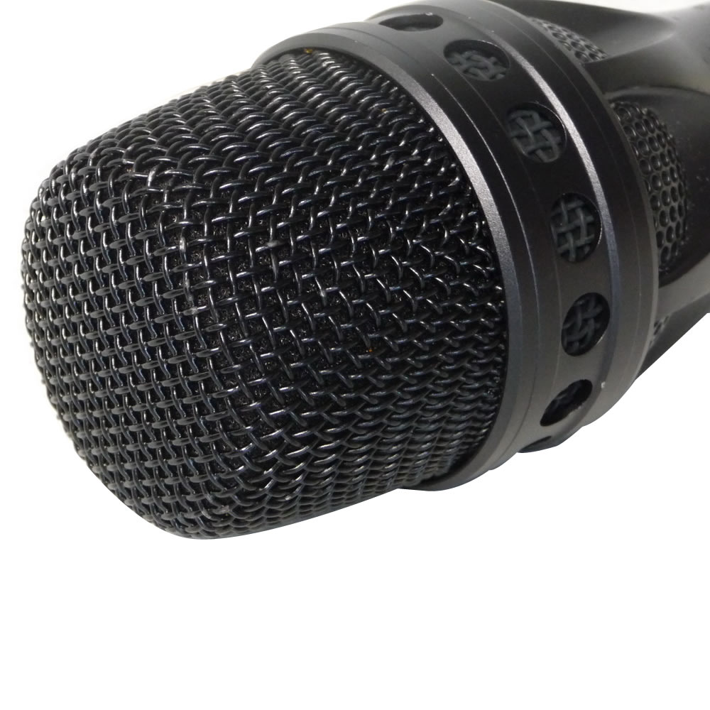 Sennheiser MD431-II Microfone de Mão, Super Cardióide