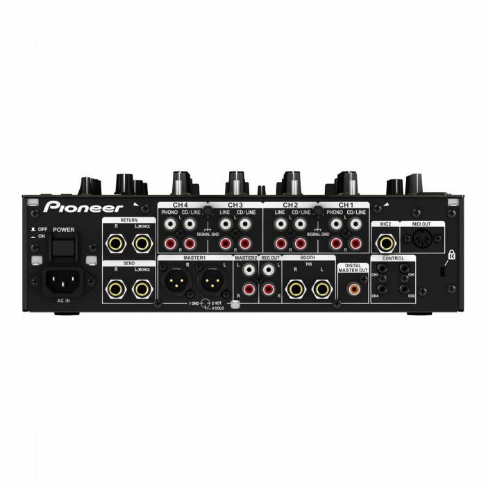 Pioneer DJM-850 Mixer Dj, Preto, Bivolt