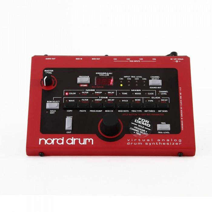 Nord Drum Sintetizador de Bateria Eletrônica