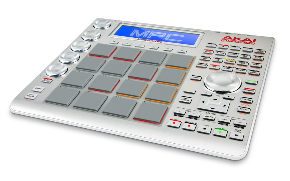 Akai MPC Studio, Drum Machine Diginal, Usb