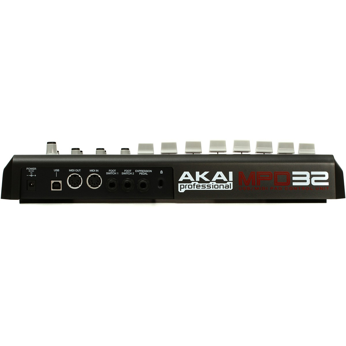Akai MPD32 Pad Controladora, Usb, Bivolt