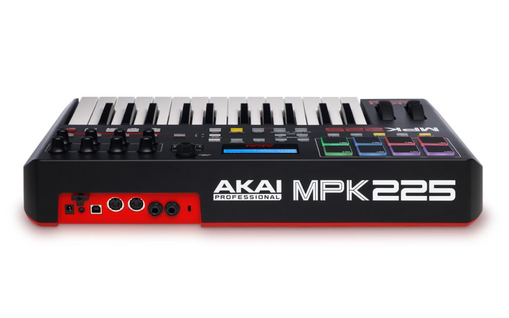 Akai MPK 225 Teclado Controlador MIDI