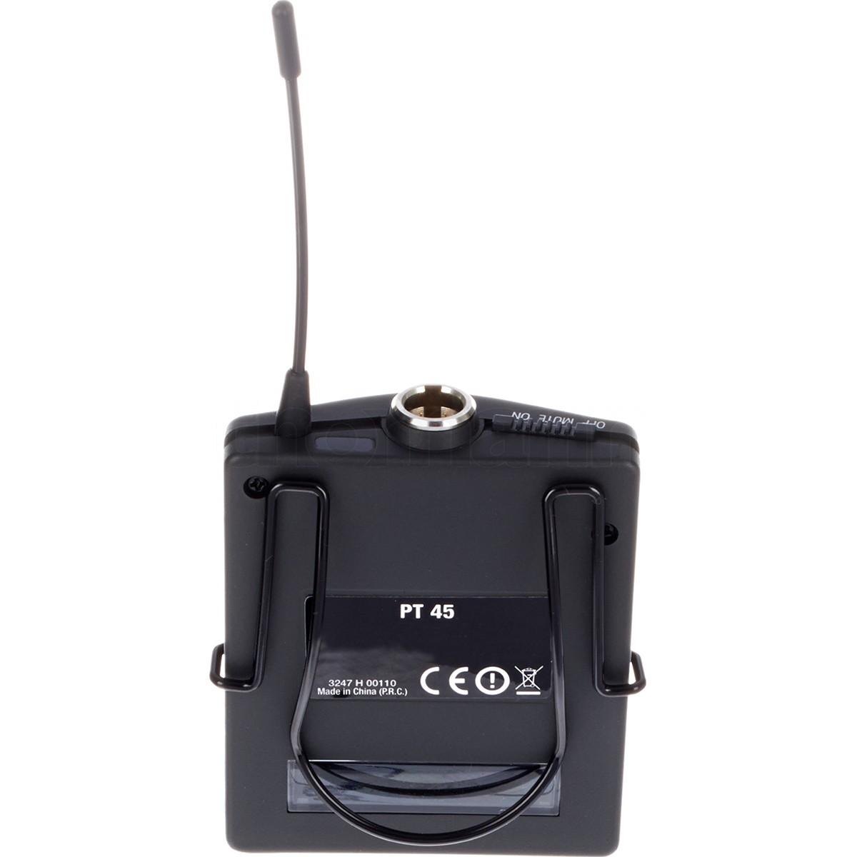 Akg WMS420 Sistema Microfone Sem Fio Para Instrumentos, Bivolt