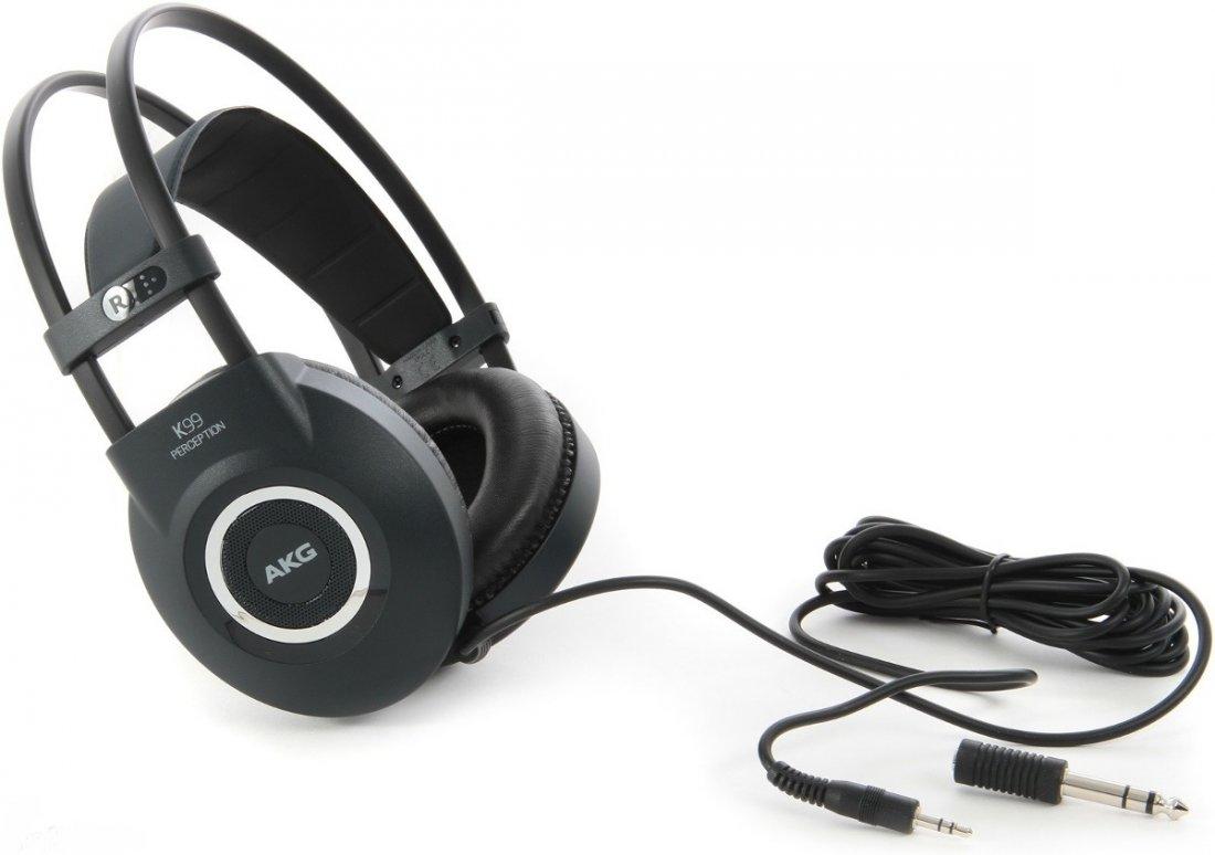 Akg K-99 Fone de Ouvido Para Estúdio