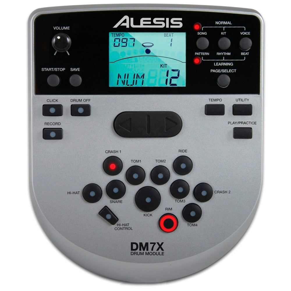Alesis DM7X Session Kit Bateria Eletr�nica