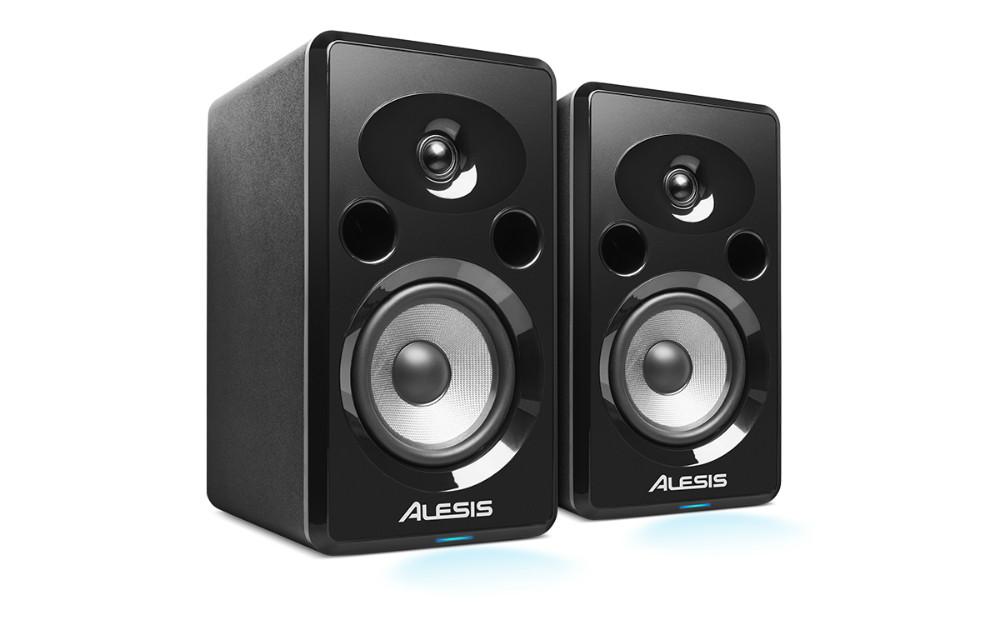 Alesis Elevate 6 Monitor de Referencia 70w Ativo Par