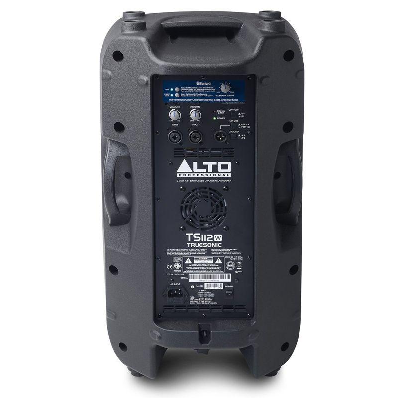 Alto TS212W Caixa Acústica Ativa, 800 Watts Pico, 12 Polegadas