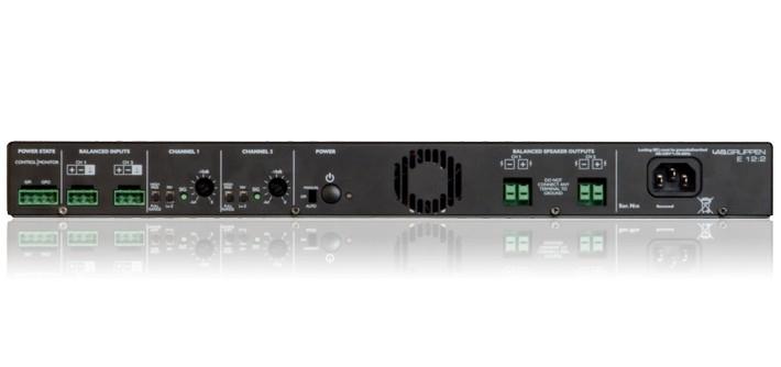 Lab Gruppen E 12.2 Amplificador
