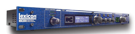 Lexicon Pro MX 300 Amplificador, 110v