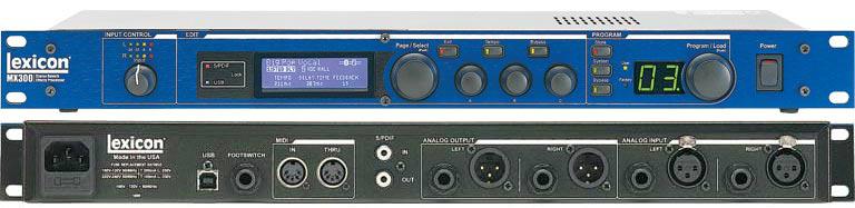 Lexicon Pro MX 300 Amplificador