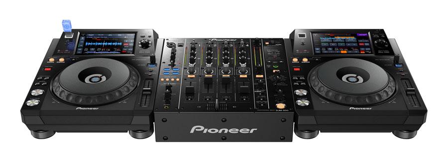 Pioneer XDJ-1000 Usb Wi-Fi, RekordBox, Bivolt