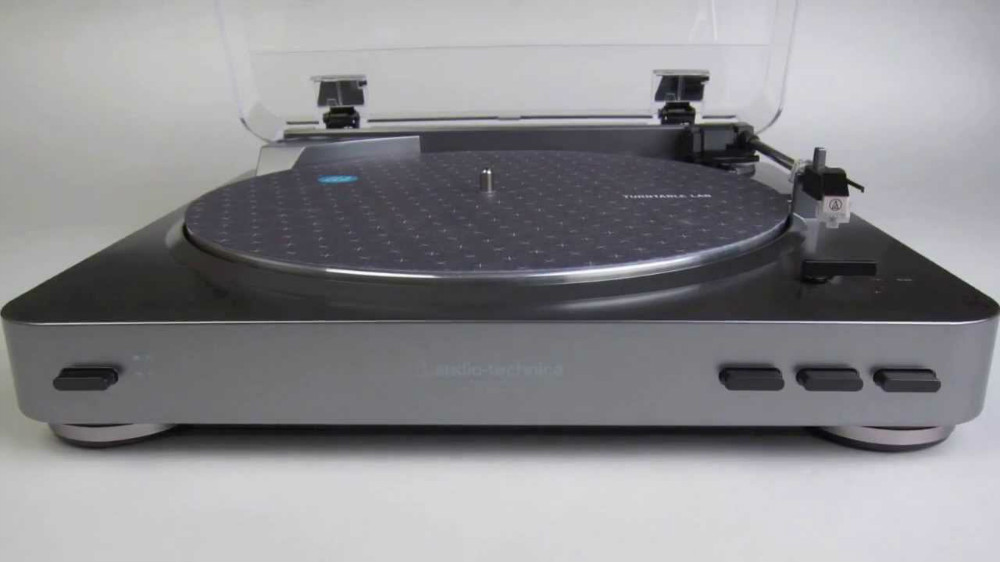 Audio Technica AT-LP60 Toca Disco, Usb
