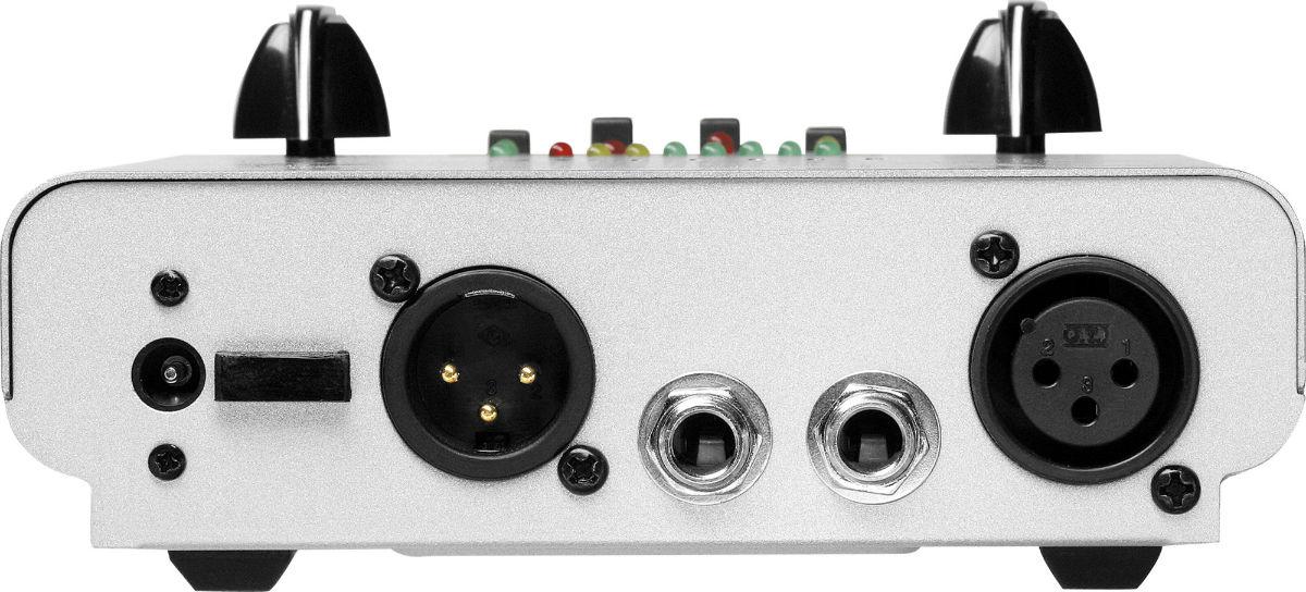 Behringer MIC-100 Pré Amplificador, Tube Ultragain, 220v