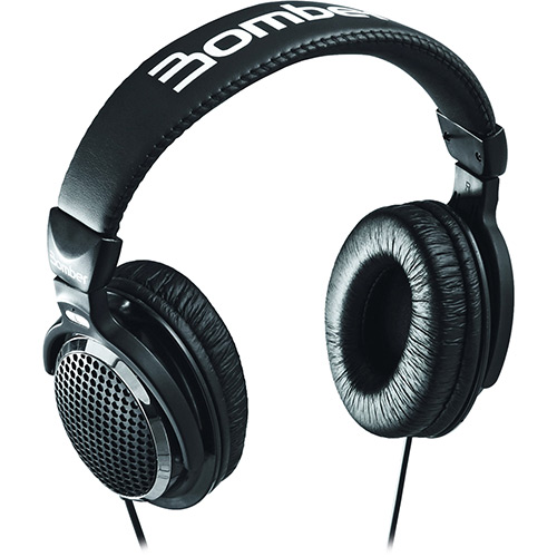 Bomber HB01 Preto, Headphone 40MM