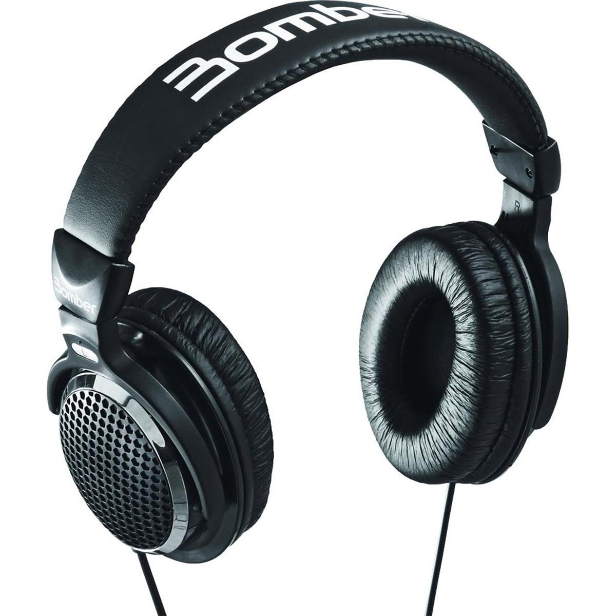 Bomber HB01 Preto, Headphone 40MM