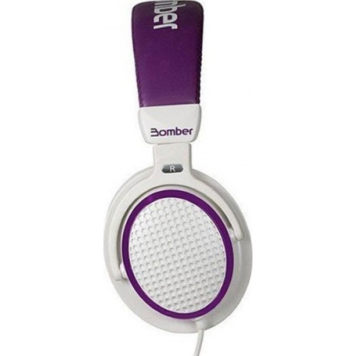 Bomber HB01 Violeta, Headphone 40MM