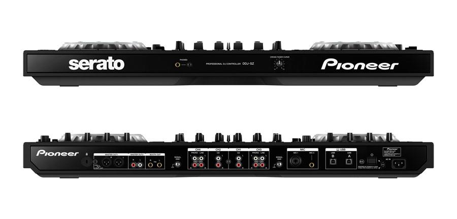 Pioneer DDJ-SZ Controladora Dj