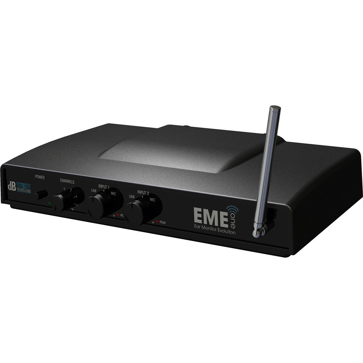 dB Technologies EME ONE Sistema sem fio de Monitoramento, Bivolt