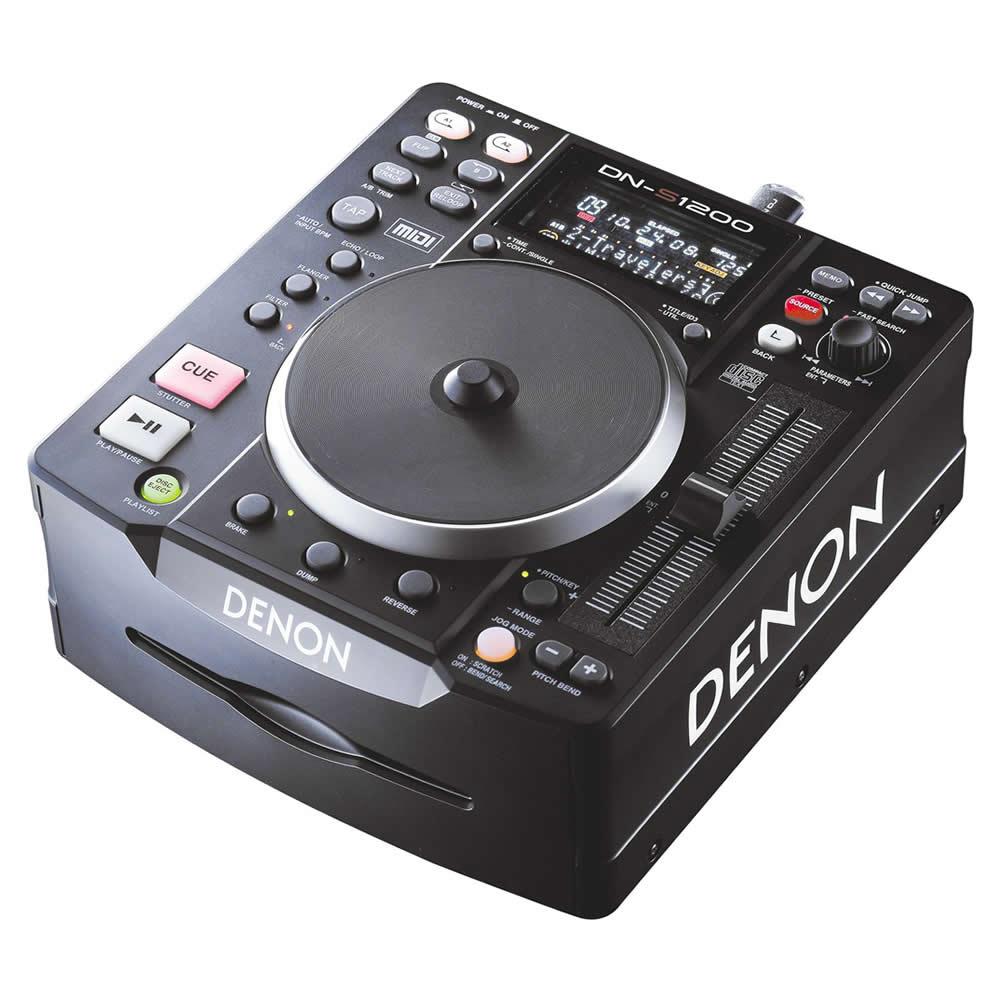 Denon DN-S1200 CDJ Player Profissional Dj, 220v
