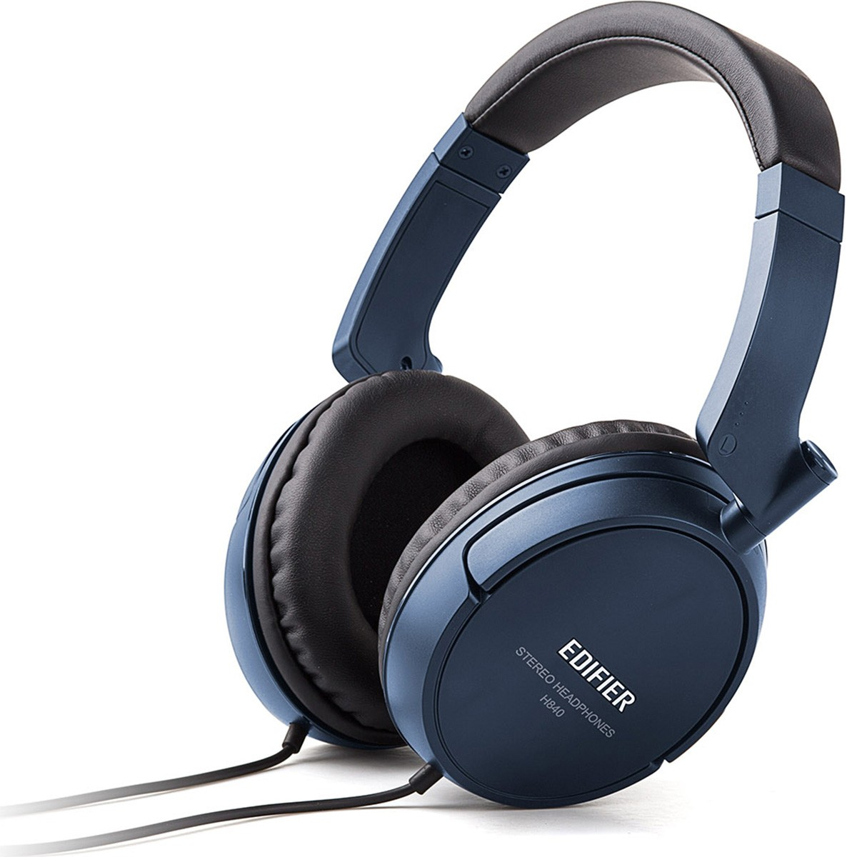 Edifier H840 Fone de Ouvido Profissional, Azul