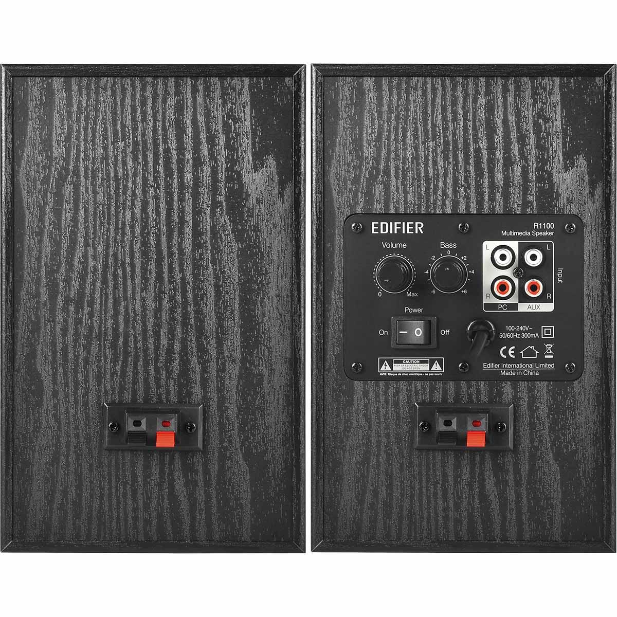 Edifier R1100 Caixa de Som, 42W RMS, Bivolt