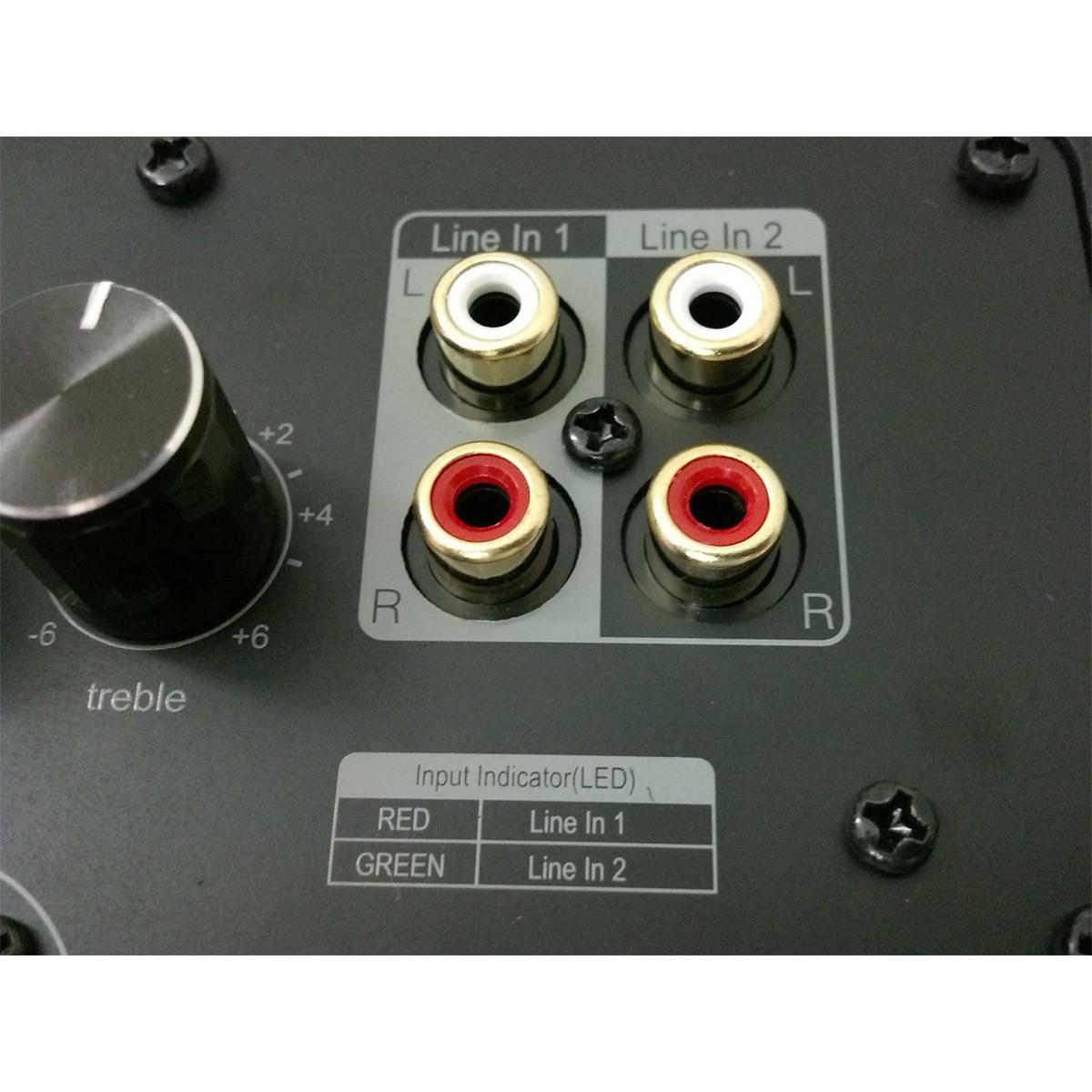 Edifier R2000DB Caixa de Som, 78W RMS, Preta, Bivolt