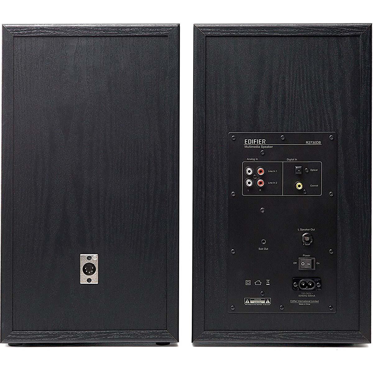 Edifier R2730DB Caixa de Som, 136W RMS, Bivolt