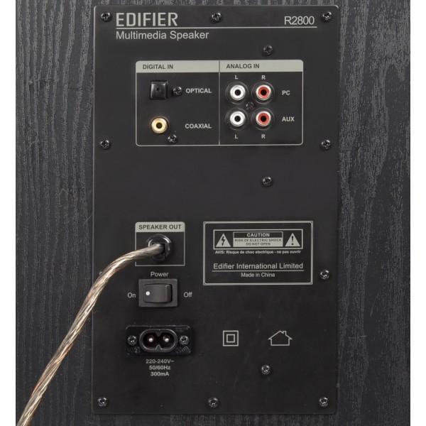 Edifier R2800 Caixa de Som, 140W RMS