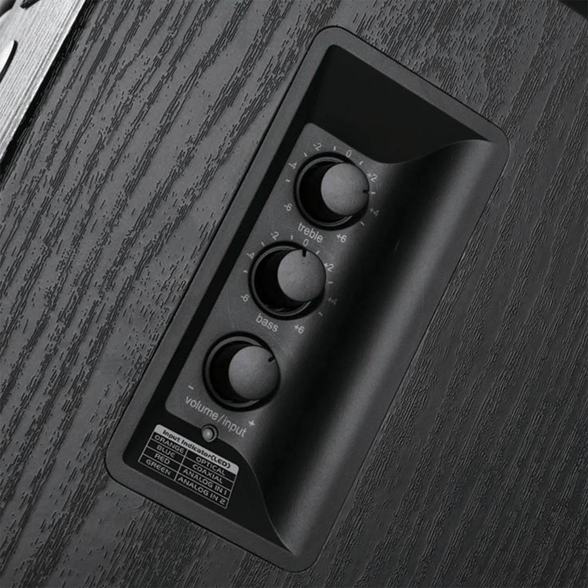 Edifier R2800 Caixa de Som, 140W RMS, Bivolt