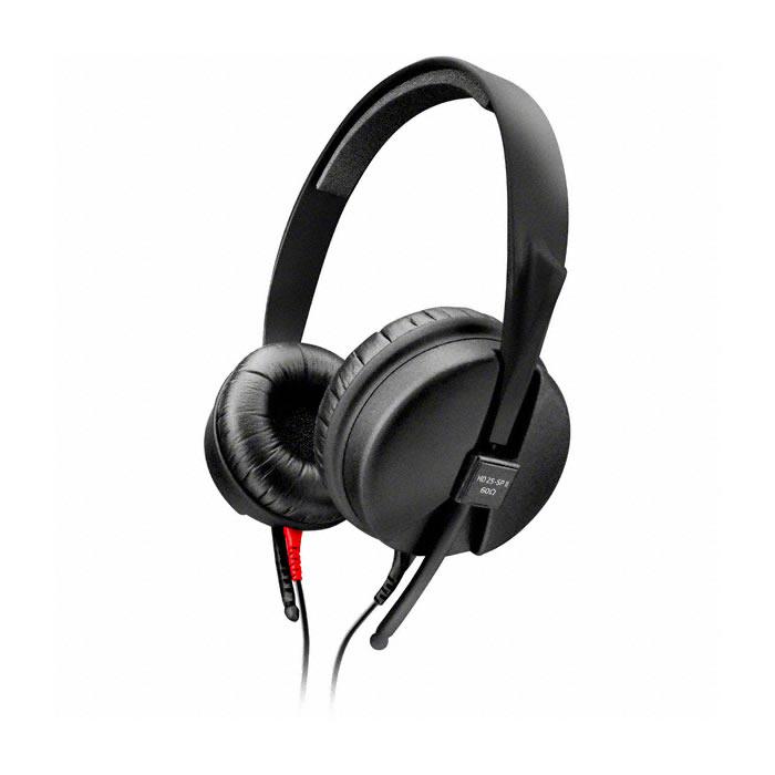 Sennheiser HD 25-SP II Fone de Ouvido Fechado, Monitoramento