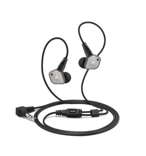 Sennheiser IE-80 Fone de Ouvido, Alta Fidelidade