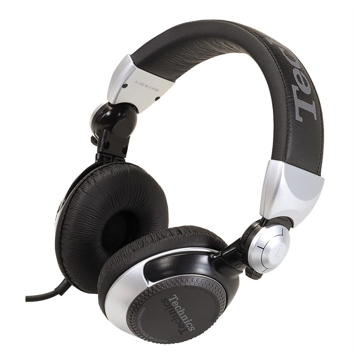 Technics RP-DJ1210 Fone para Dj
